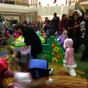 mall halloween 2